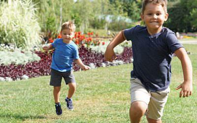 Parent Tips: Raise Active & Healthy Kids