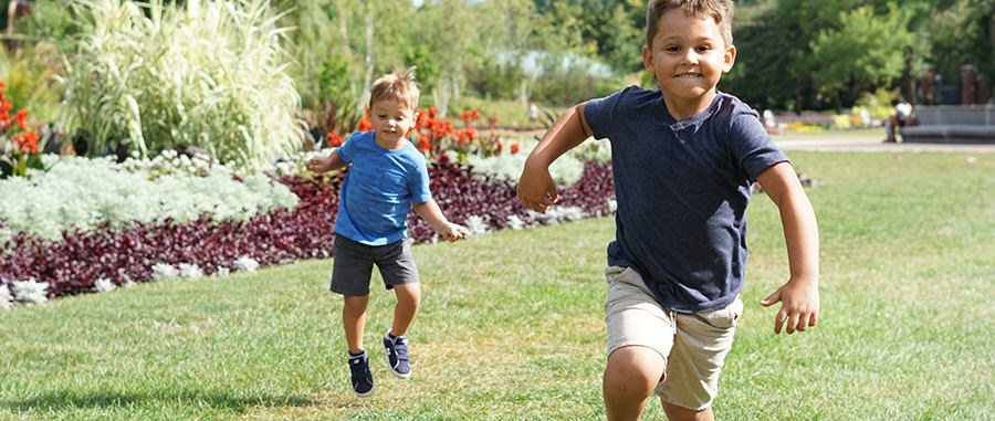 Parent Tips: Raise Active & Healthy Kids